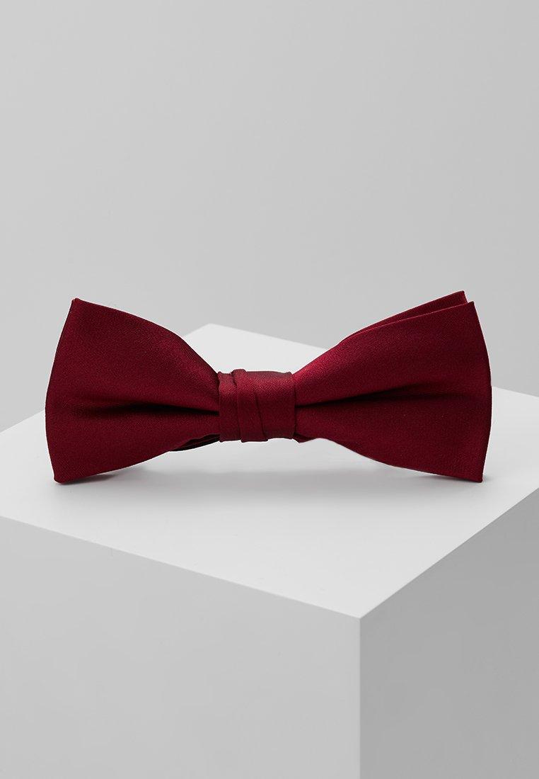 CK Calvin Klein - SOLID BOW TIE - Mucha - red