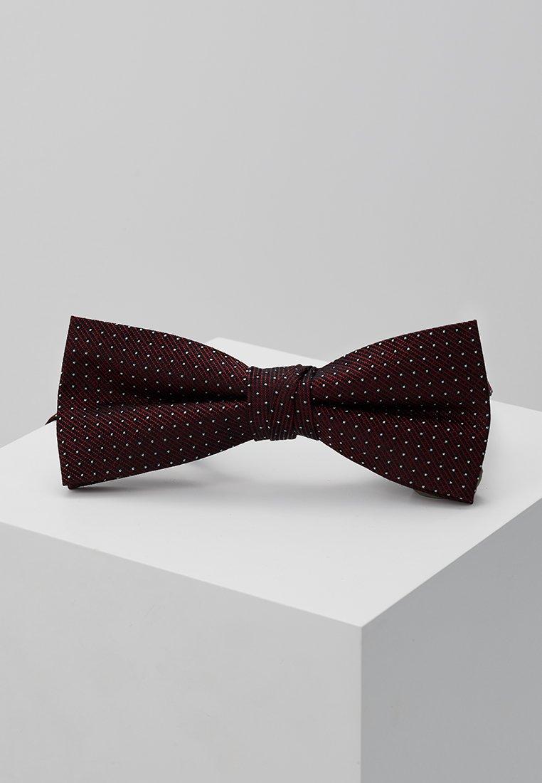 CK Calvin Klein - PREMIUM PINDOT BOW TIE - Mucha - red