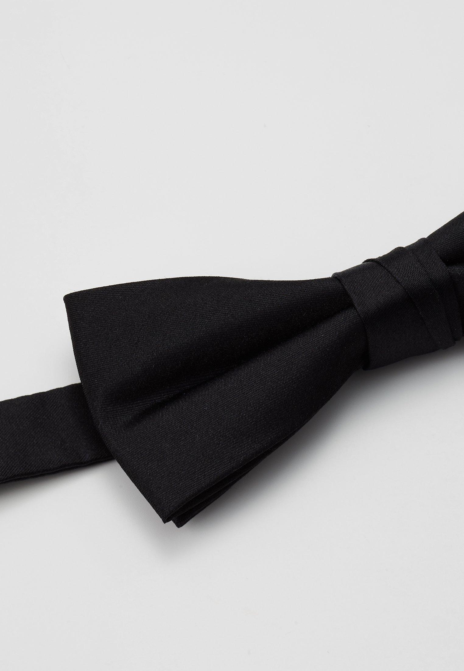 Calvin Klein Solid Bowtie - Papillon Black qqW4u0V