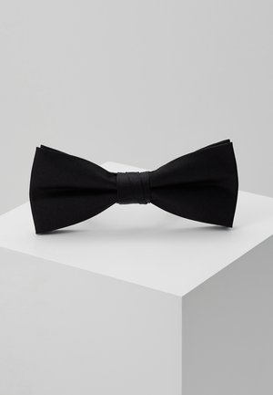 SOLID BOWTIE - Noeud papillon - black