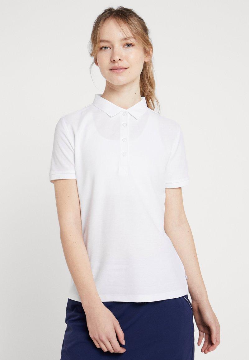 Calvin Klein Golf - LADIES PERFORMANCE - Piké - white