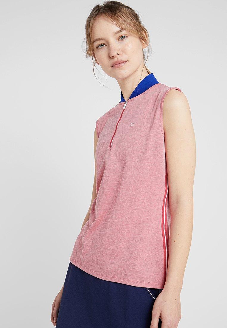 Calvin Klein Golf - APPALOOSA SLEEVELESS  - Topper - punch pink