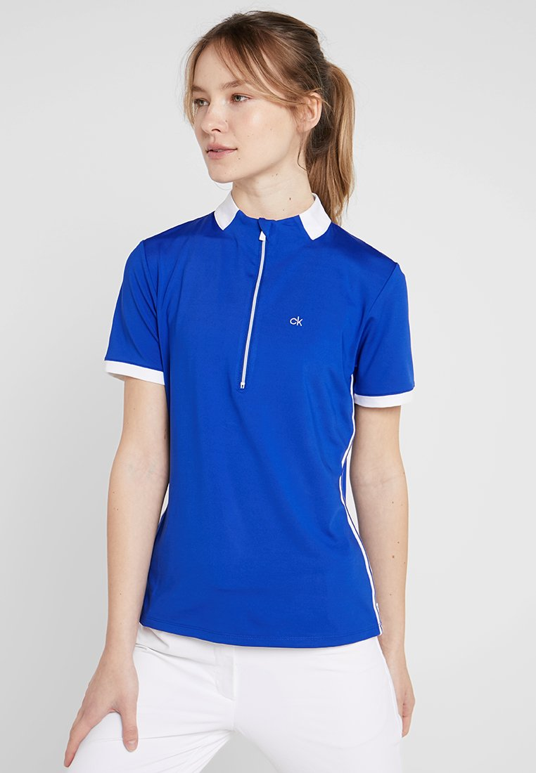 Calvin Klein Golf - VIVE  - Sports shirt - cobalt/white