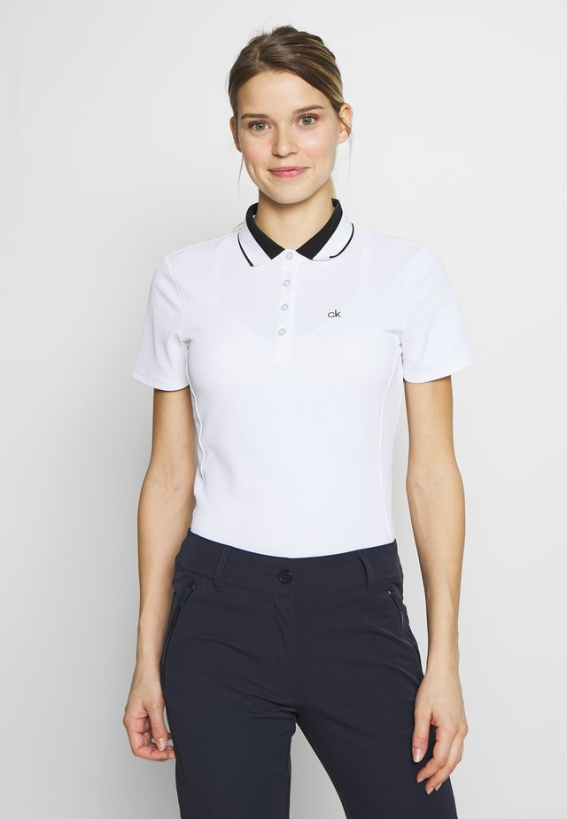 KIRBY - Polo - white