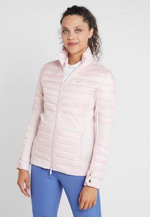HYBRID JACKET - Outdoor jacket - pink mist