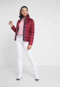 Calvin Klein Golf - JACKET - Outdoorjakke - burgundy - 1