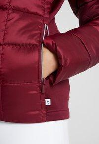 Calvin Klein Golf - JACKET - Outdoorjakke - burgundy - 6