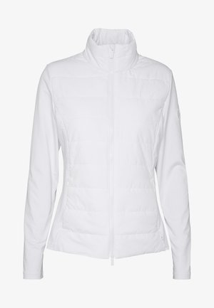 BALSA JACKET - Sportovní bunda - white