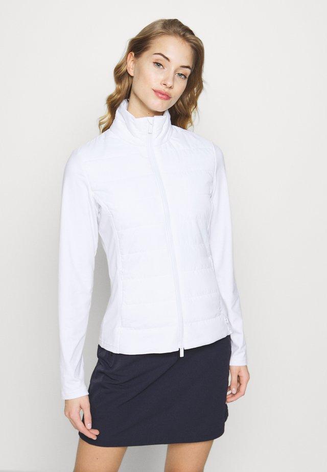 BALSA JACKET - Trainingsjacke - white