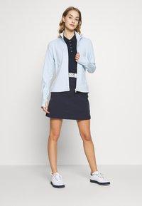 Calvin Klein Golf - TUSCAN TECH  - Sportovní bunda - powder - 1