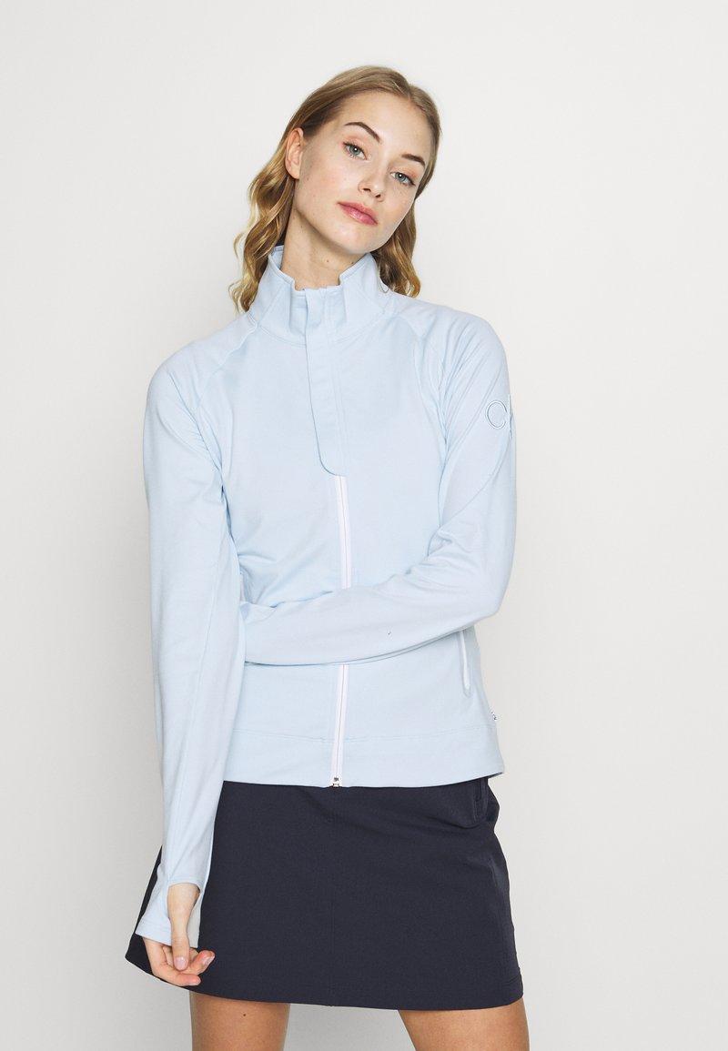Calvin Klein Golf - TUSCAN TECH  - Sportovní bunda - powder