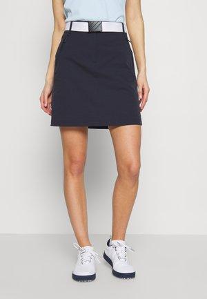 GABBRO SKORT - Sportovní sukně - navy