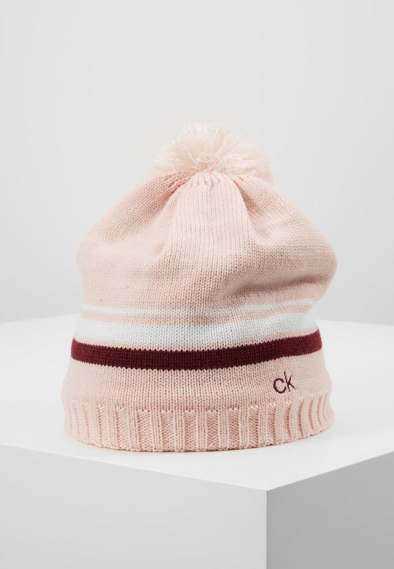 Calvin Klein Golf - BEANIE - Beanie - pink mist