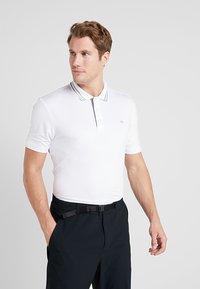Calvin Klein Golf - HARLEM TECH  - Funkční triko - white - 0