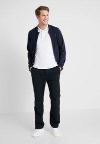 Calvin Klein Golf - HARLEM TECH  - Funkční triko - white - 1
