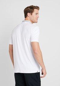 Calvin Klein Golf - HARLEM TECH  - Funkční triko - white - 2