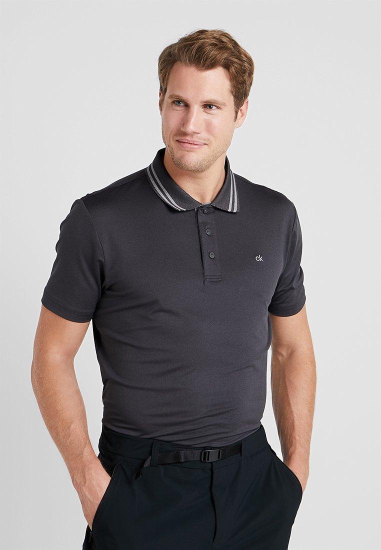 Calvin Klein Golf - HARLEM TECH  - Camiseta de deporte - charcoal marl