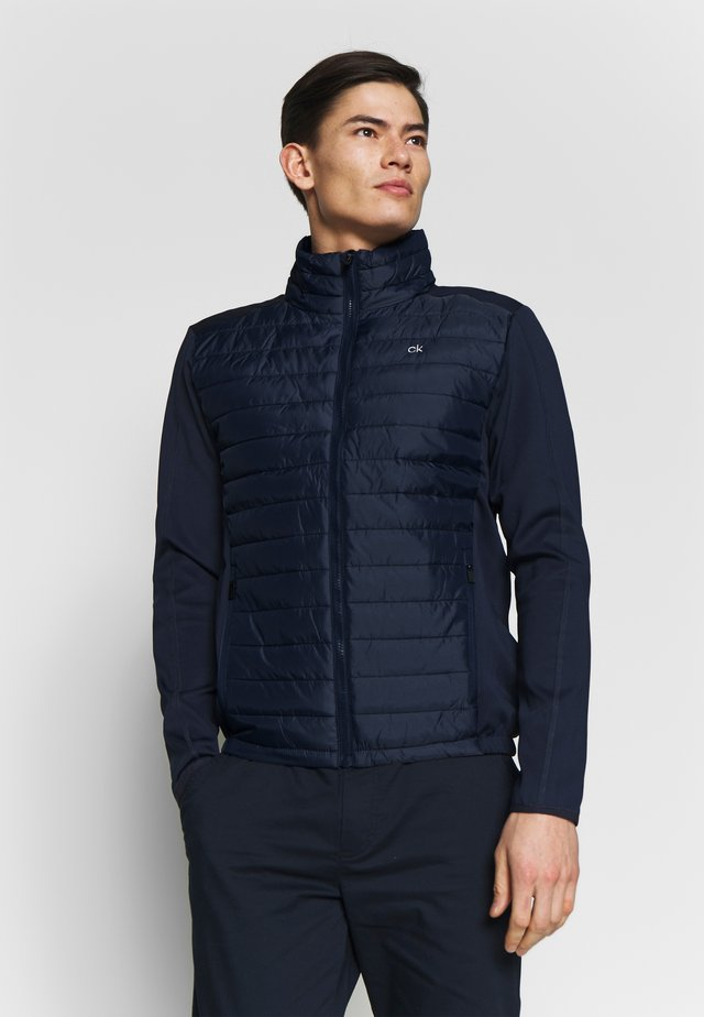 INSULITE PADDED JACKET - Kurtka Outdoor - navy