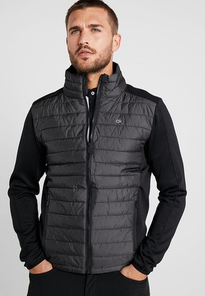 INSULITE PADDED JACKET - Outdoor jacket - black