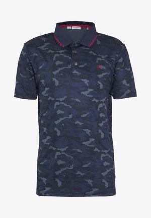 CAMO PRO - Sportshirt - navy