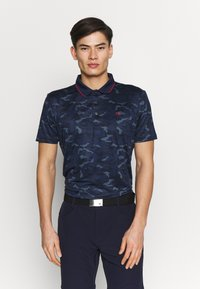 Calvin Klein Golf - CAMO PRO - Funkční triko - navy - 0