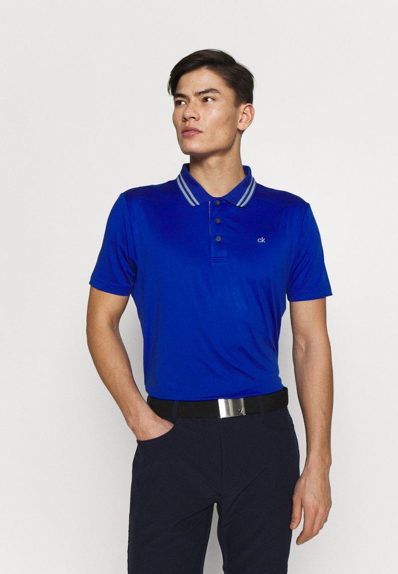 Calvin Klein Golf - MADISON TECH - Funkční triko - royal blue