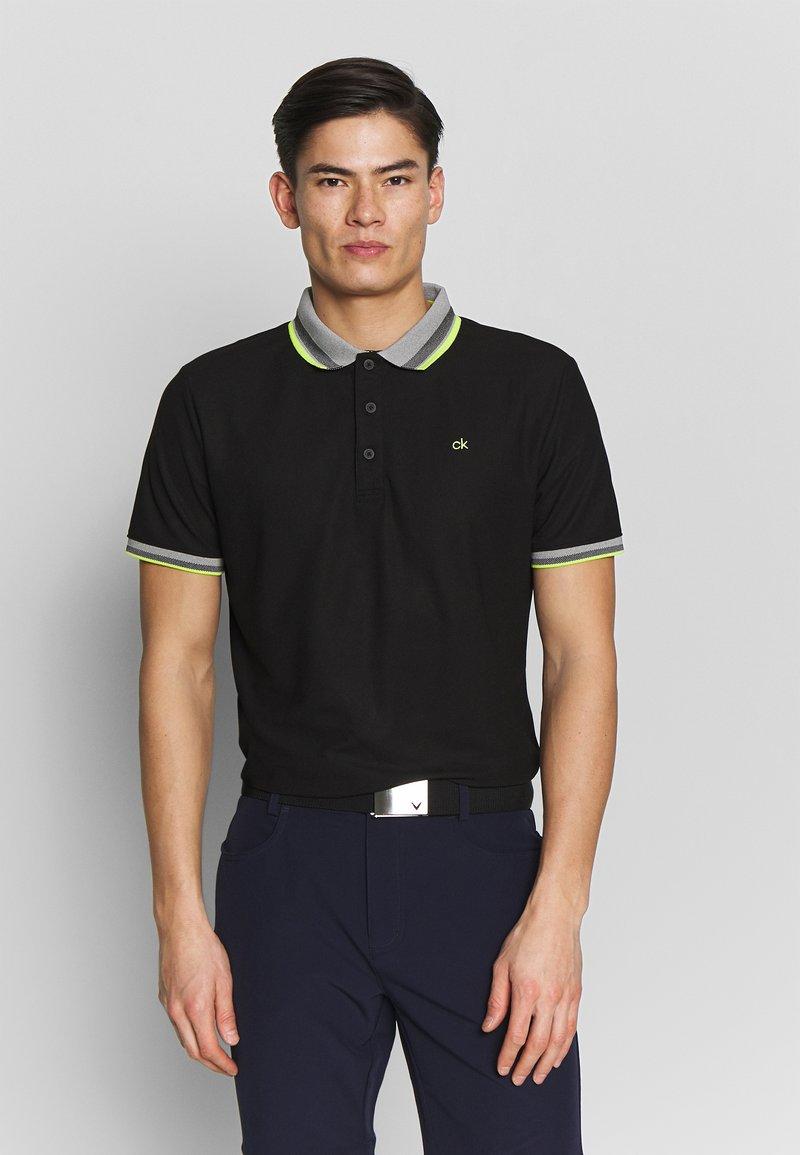 Calvin Klein Golf - SPARK - Funkční triko - black