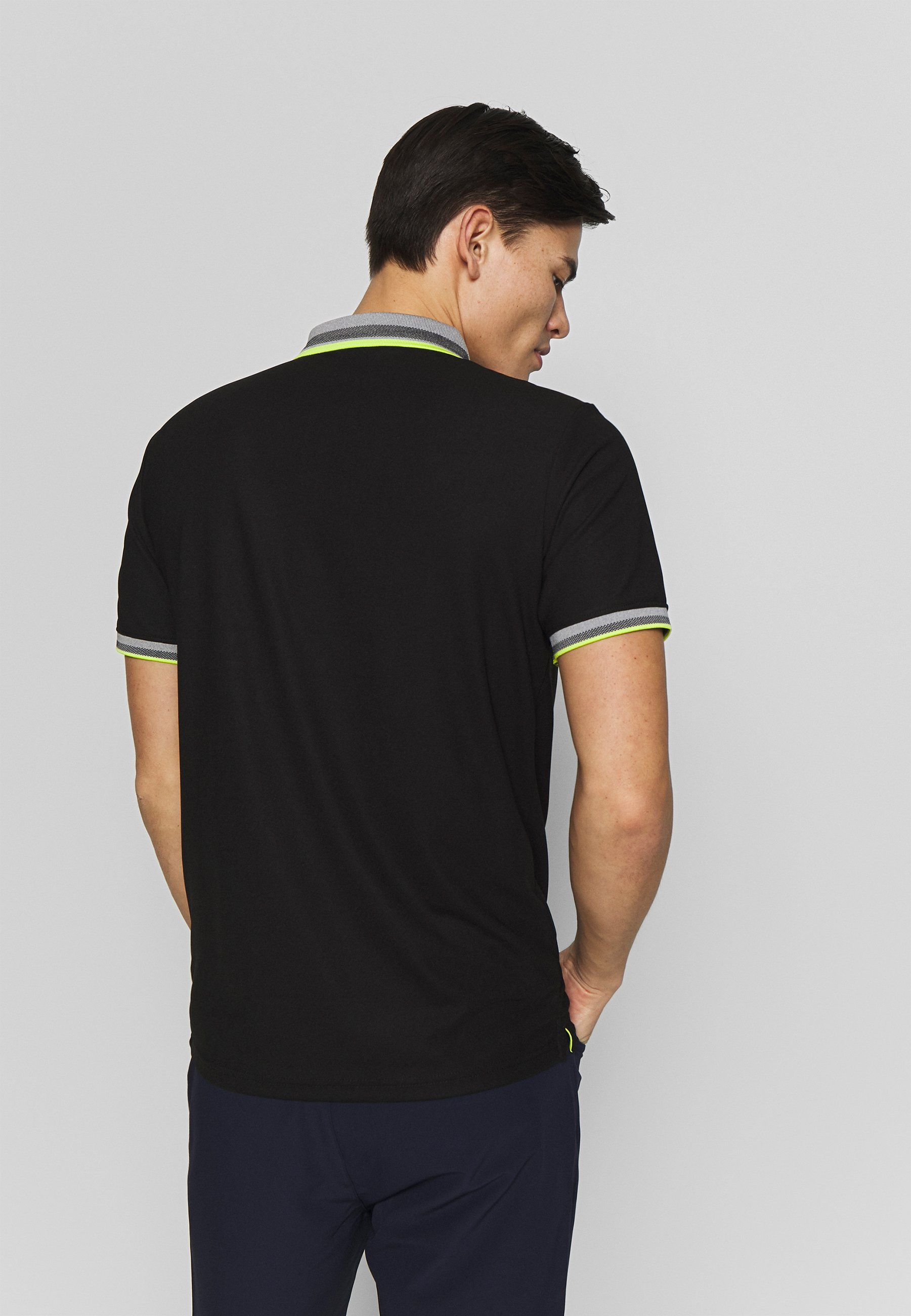 Calvin Klein Golf Spark - Funktionströja Black