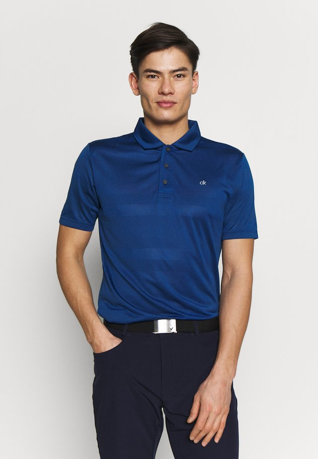 SHADOW STRIPE - Sports shirt - ocean marl