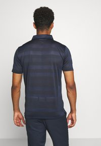 Calvin Klein Golf - SHADOW STRIPE - Funkční triko - navy - 2