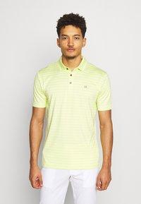 Calvin Klein Golf - SPLICE - Funkční triko - lime - 0