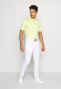 Calvin Klein Golf - SPLICE - Funkční triko - lime - 1