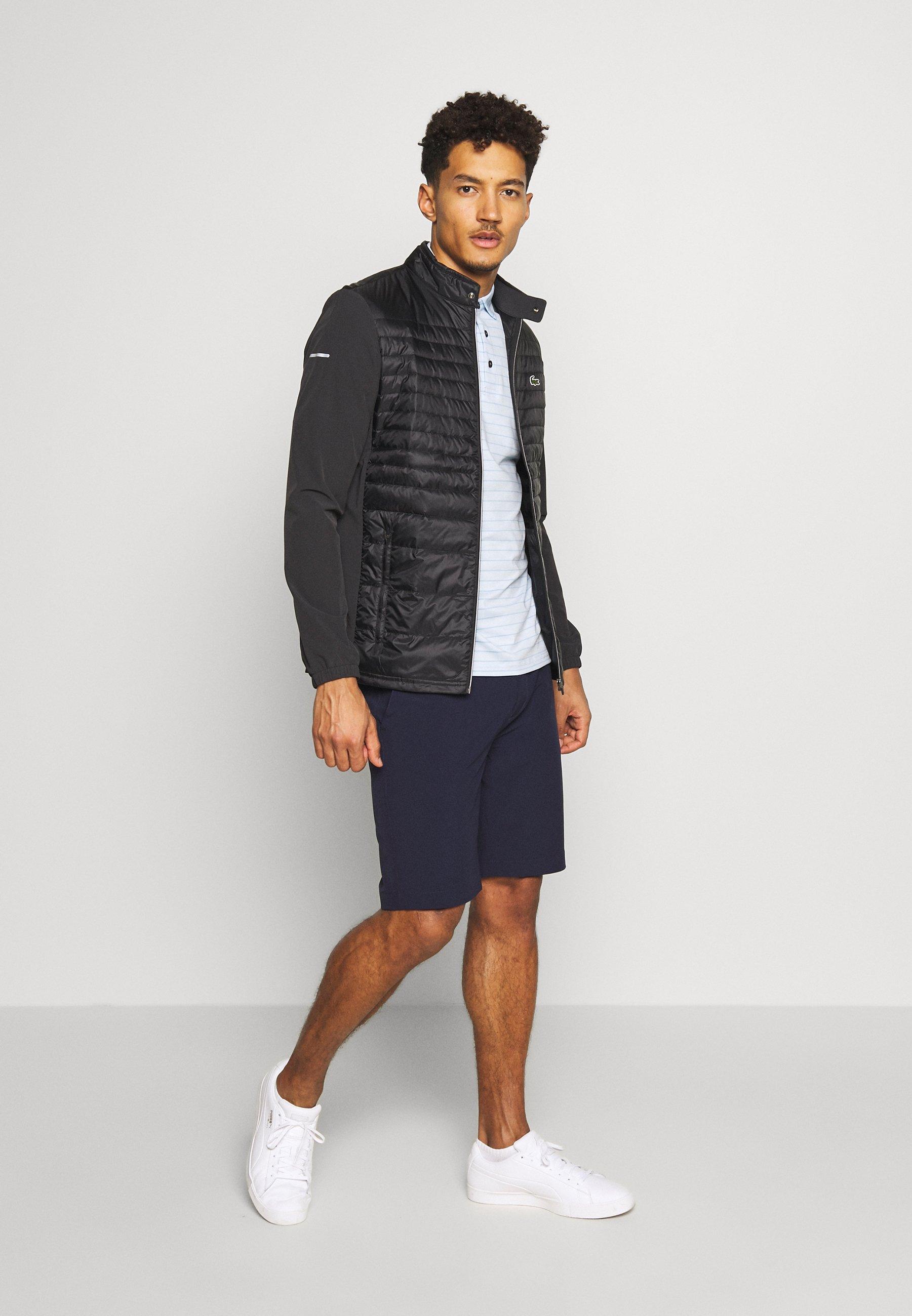 Calvin Klein Golf SPLICE - Sports shirt - dusty blue