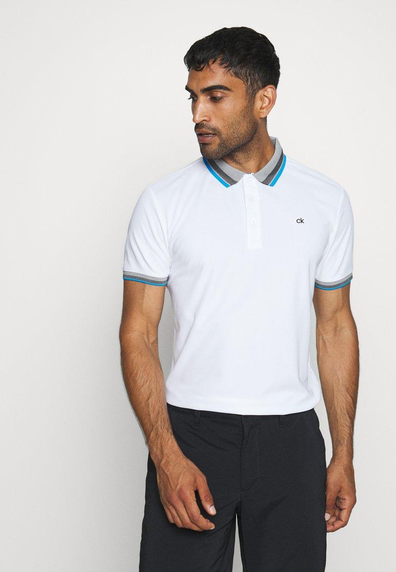 Calvin Klein Golf - SPARK - Funkční triko - white