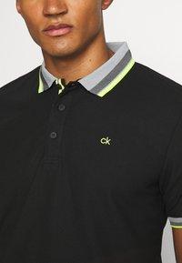 Calvin Klein Golf - SPARK - Funkční triko - black - 4