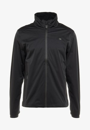 WATERPROOF JACKET - Regenjas - black