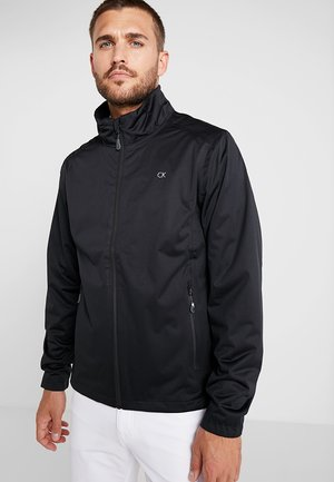 WATERPROOF JACKET - Vodotěsná bunda - black