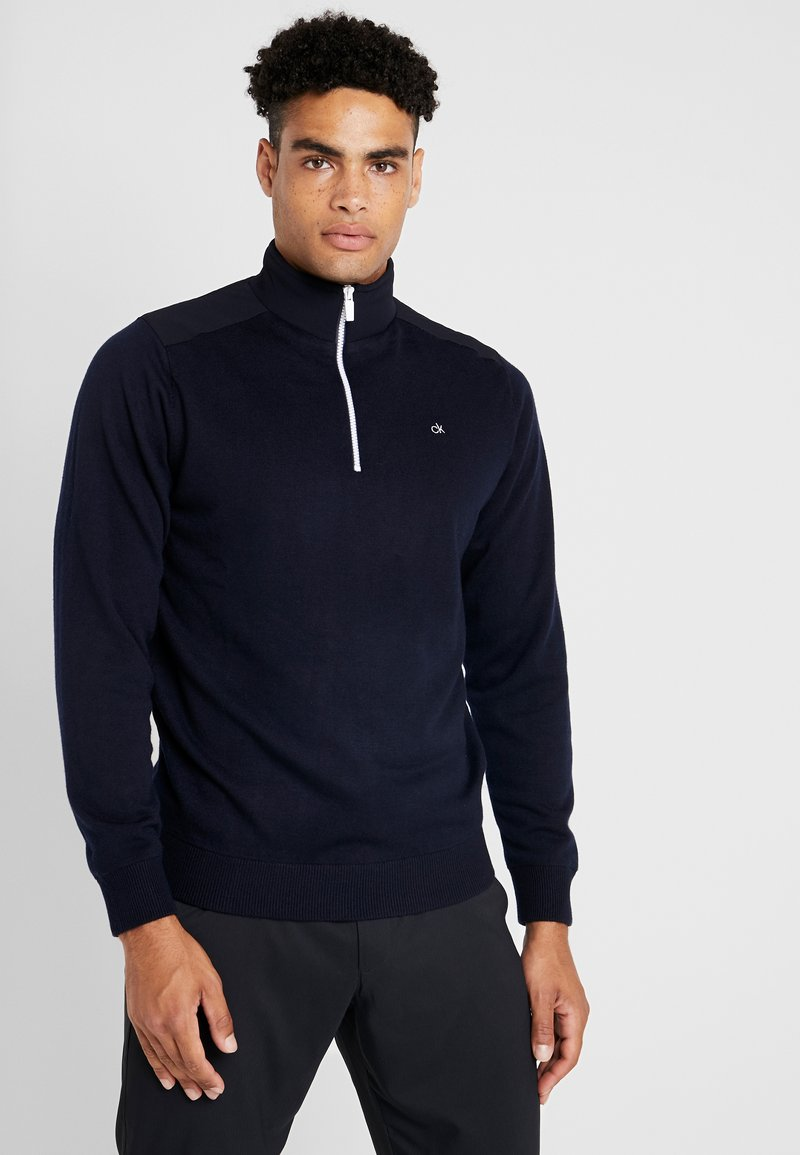 Calvin Klein Golf - NAVIGATION  - Veste sans manches - navy
