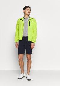 Calvin Klein Golf - ULTRA LITE JACKET - Sportovní bunda - lime - 1