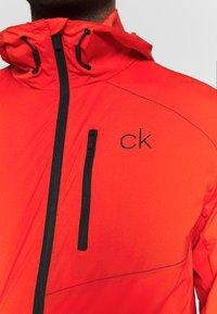 Calvin Klein Golf - ULTRA LITE JACKET - Sportovní bunda - red - 4