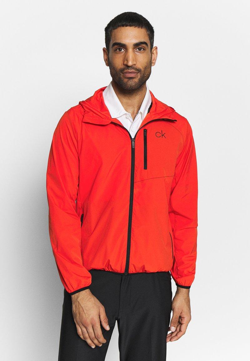 Calvin Klein Golf - ULTRA LITE JACKET - Sportovní bunda - red