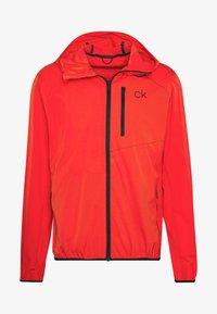 Calvin Klein Golf - ULTRA LITE JACKET - Sportovní bunda - red - 3