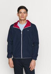 Calvin Klein Golf - 365 JACKET - Sportovní bunda - navy - 0