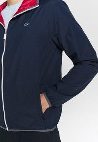Calvin Klein Golf - 365 JACKET - Sportovní bunda - navy - 5