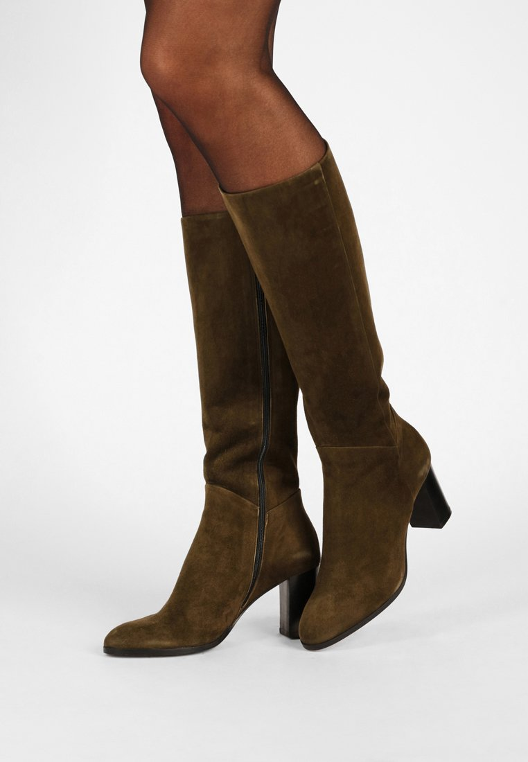 Cosmoparis - MALLIA - Boots - kaki