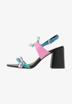 ARIANA - Sandales - multicolor