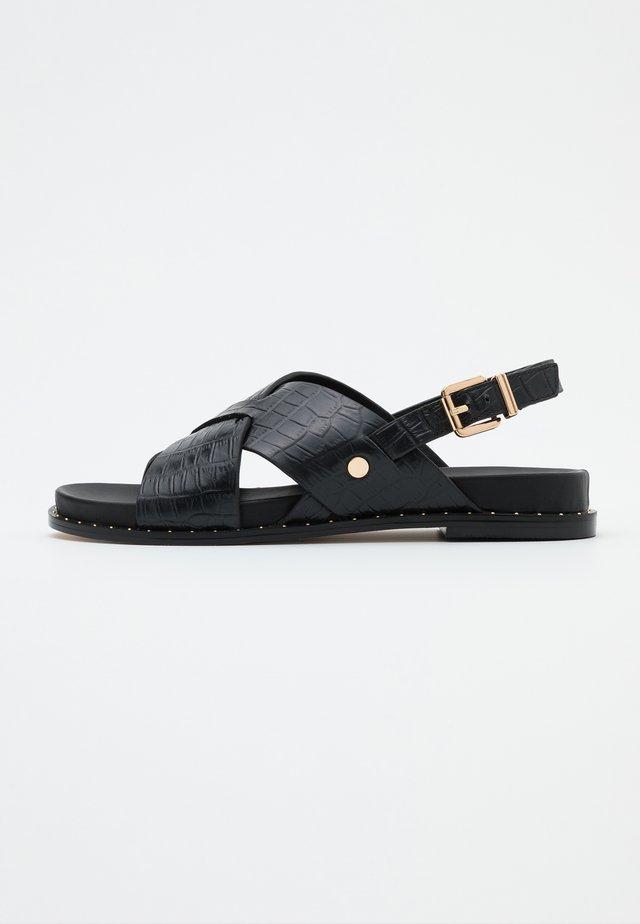 HENIKA - Sandaler - noir