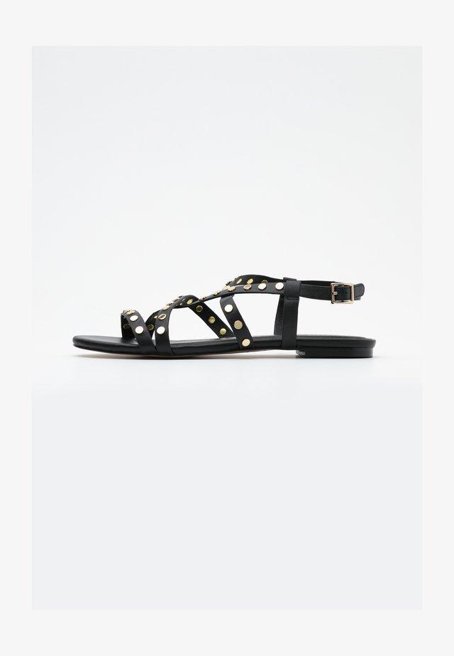 HANITA - Sandaler - noir