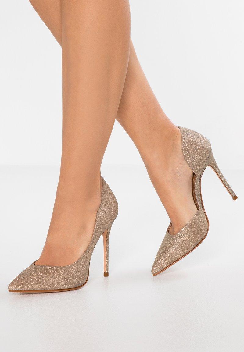 Cosmoparis - ABEA/DIAM - High heels - platine