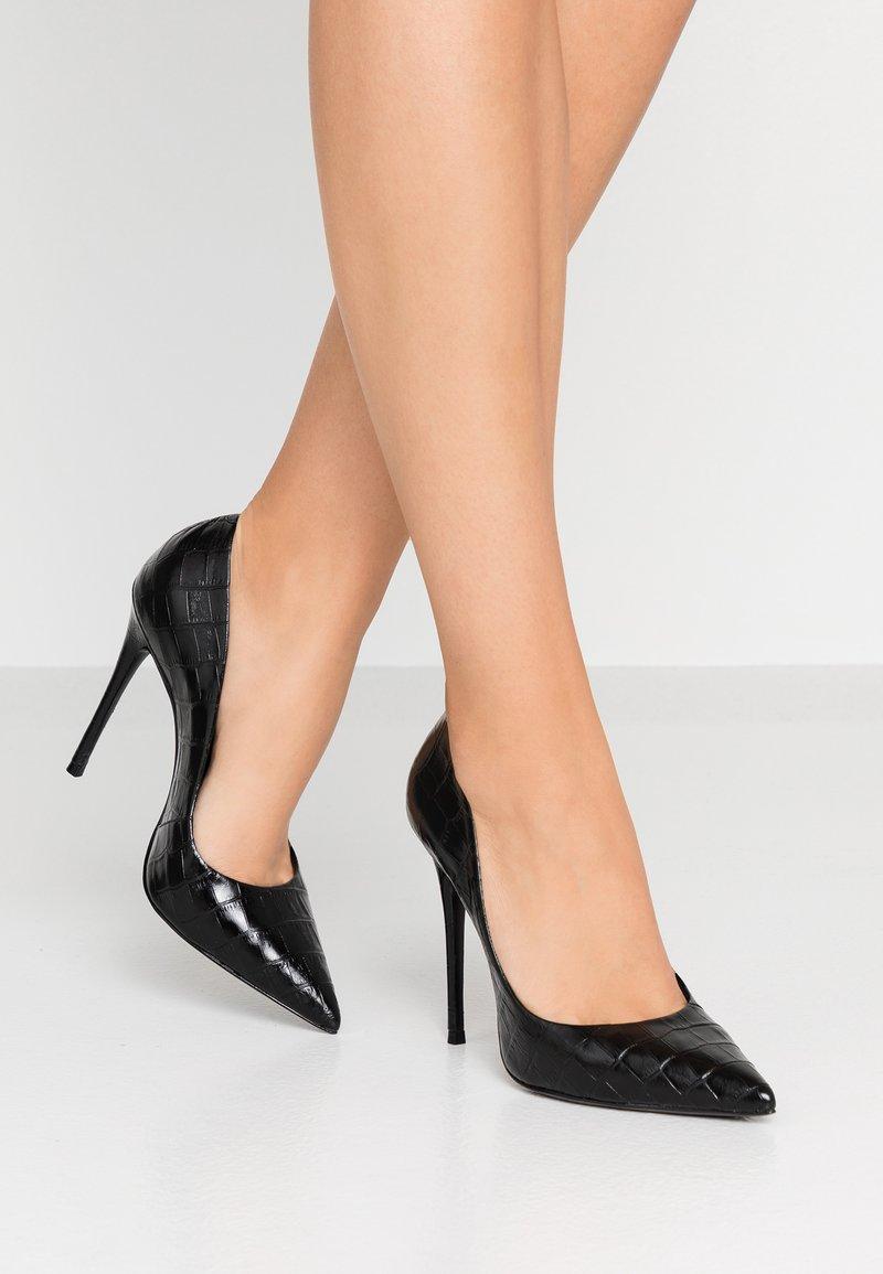 Cosmoparis - AELIA - High heels - noir